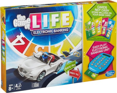 Hasbro The Game of Life - Electronic Banking Board Game