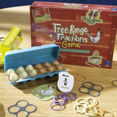 Educational Insights Freerange Frs Board Game