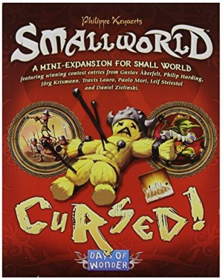 Days of Wonder Small World Cursed Expansion (2Nd Printing) Board Game