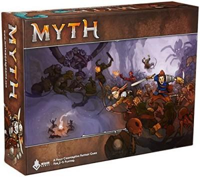 Megacon Games Myth Board Game