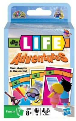 Hasbro The Of Life Adventures Board Game