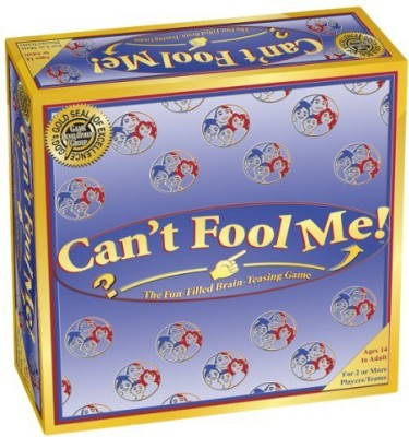 Game Development Group Can,T Fool Me Board Game