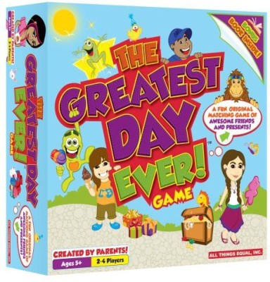 All Things Equal, Inc. The Greatest Day Ever Board Game