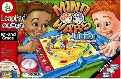 LeapFrog Enterprises Lp Mind Wars Jr Board Game