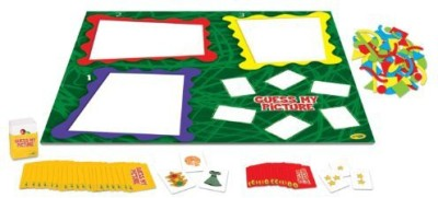 Wild Planet Entertainment, Inc. Crayola Guess My Picture Board Game