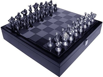 Street Fighter 25Th Anniversary Chess Set Board Game