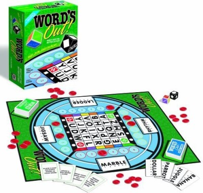 Jax Word,S Out Board Game