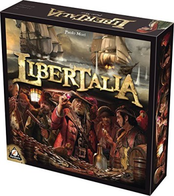 Asmodee libertalia Board Game