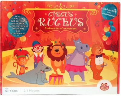 BPI Circus Ruckus Board Game