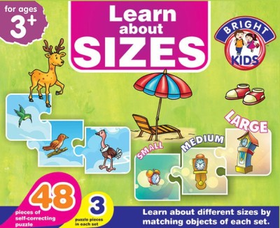 BPI Learn About Size Board Game