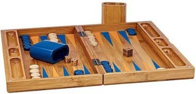 FAO Schwarz Classic Backgammon Board Game