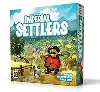 Wydawnictwo Portal Imperial Settlers Board Game