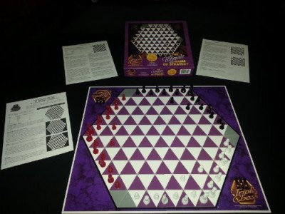 Triple Chess The Ultimate New 3 Person Of Strategy A Unique Three Board Game
