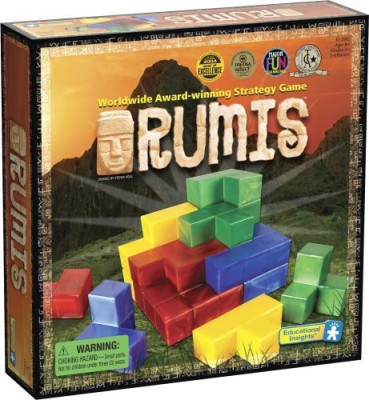 Educational Insights Rumis Board Game