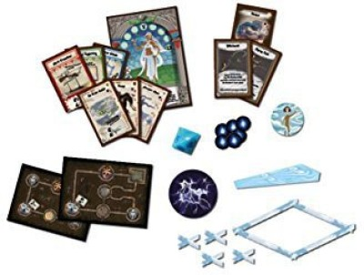 IELLO Dungeon Fighter Stormy Winds Board Game