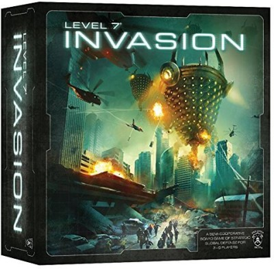Privateer Press Level 7 Invasion Board Game