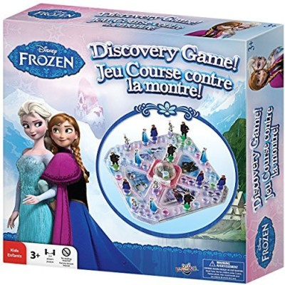 Frozen Discovery Board Game