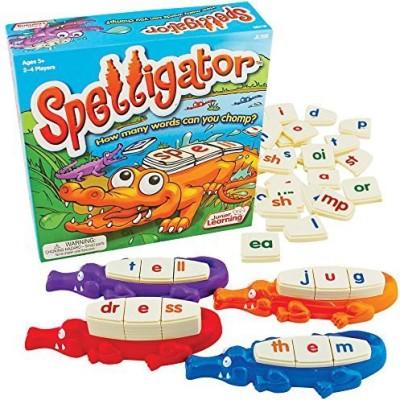 Junior Learning spelligator Board Game