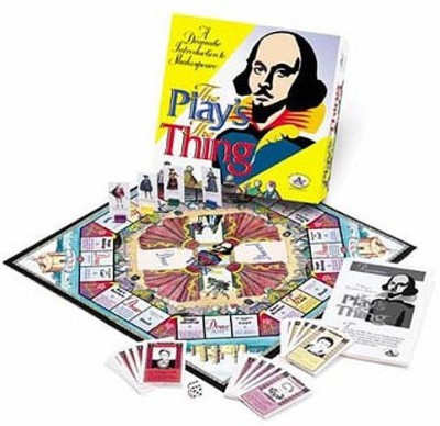 TaliCor The Play,S The Thing Board Game
