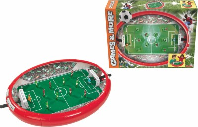 Simba Soccer Arena In Oval Shape Board Game
