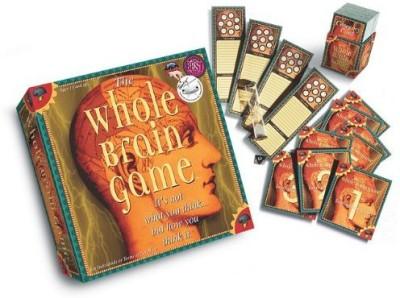 TaliCor The Whole Brain Board Game