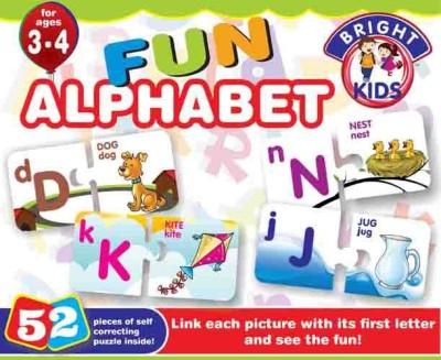 BPI Fun Alphabet Board Game