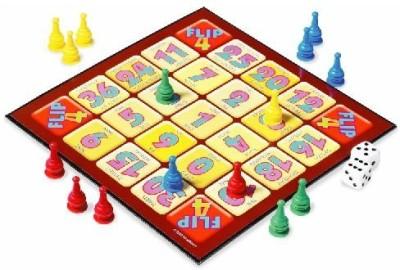 Mind Ware Flip 4 Board Game