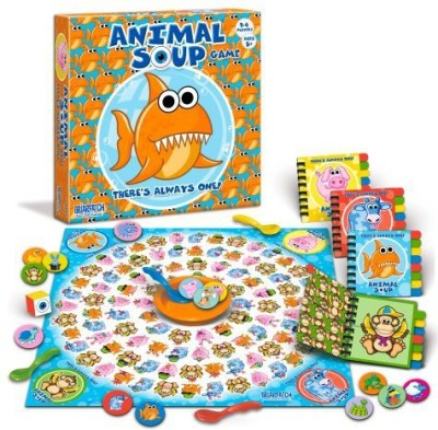 Briarpatch Animal Soup Board Game