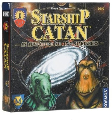 Mayfair Games Starship Catan Board Game