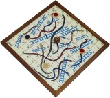 RoyaltyLane Snakes and Ladders Board Gam...