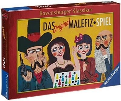 Ravensburger Das Original Malefiz Spiel Board Game