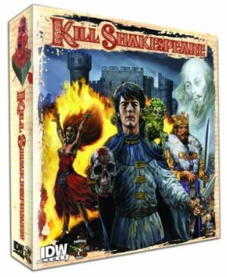 IDW Games Kill Shakespeare The Board Game