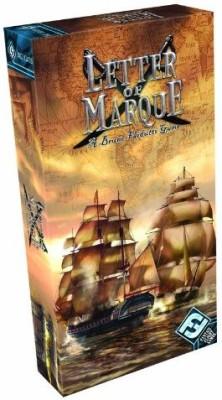 Fantasy Flight Games Letter Of Marque Board Game