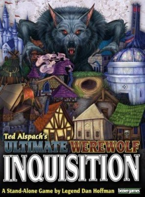 Bezier Games Ultimate Werewolf Inquisition Board Game