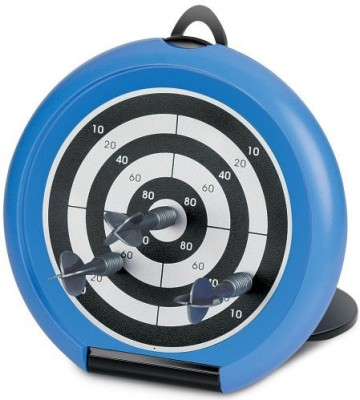 Launch Innovative Products Jacob 5 Desktop Magnetic Dart Board Game