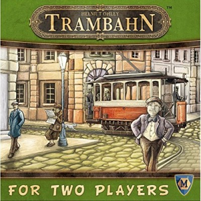 Mayfair Games Trambahn Sw Board Game