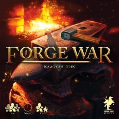 Cephalofair Games Forge War Board Game