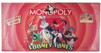 USAopoly Looney Tunes Monopoly Board Game