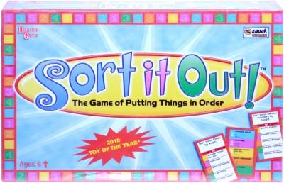 Zapak Sort It Out Board Game