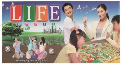 Ratnas Life Game Sr Board Game