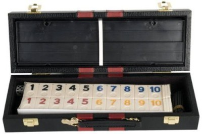 CHH Deluxe Rummy With Plastic Racks Board Game