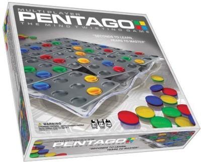 Mindtwister USA Minstwister Usa Pentago Multi Player Board Game