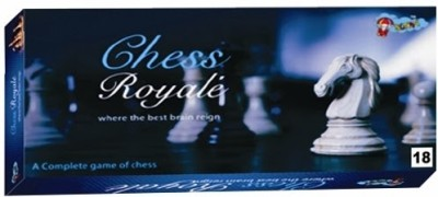 Sunny Chess Royale 18 Board Game