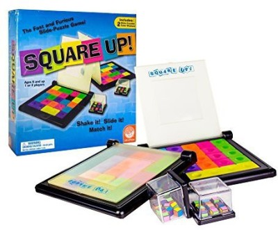 MindWare Square Up Board Game
