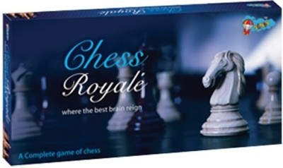 Sunny Chess Royale 15 Board Game