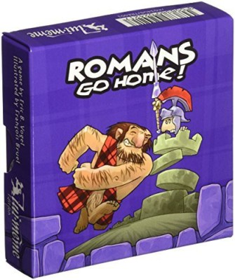 Asmodee Romans Go Home Board Game