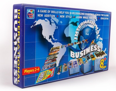 Ankit Toys International Business Board Game