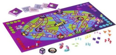 Mattel Puffy Ami Yumi World Tour Board Game