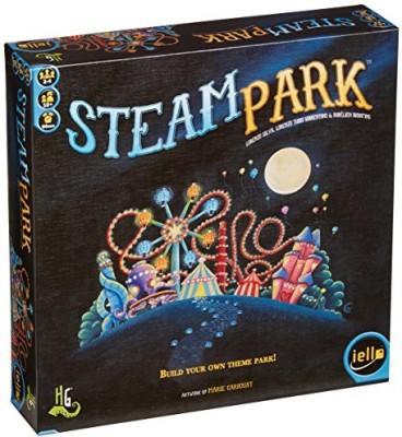 IELLO Steam Park Board Game