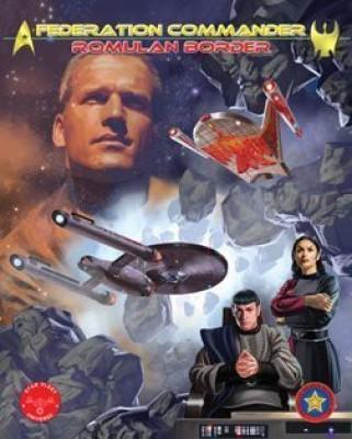 Federation Commander Romulan Border Adb 4002 Board Game